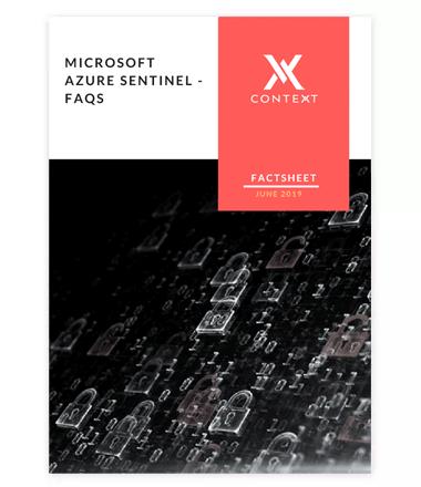 Microsoft Azure Sentinel FAQ